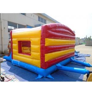 Bouncy Castle Clown Maxi Multifun