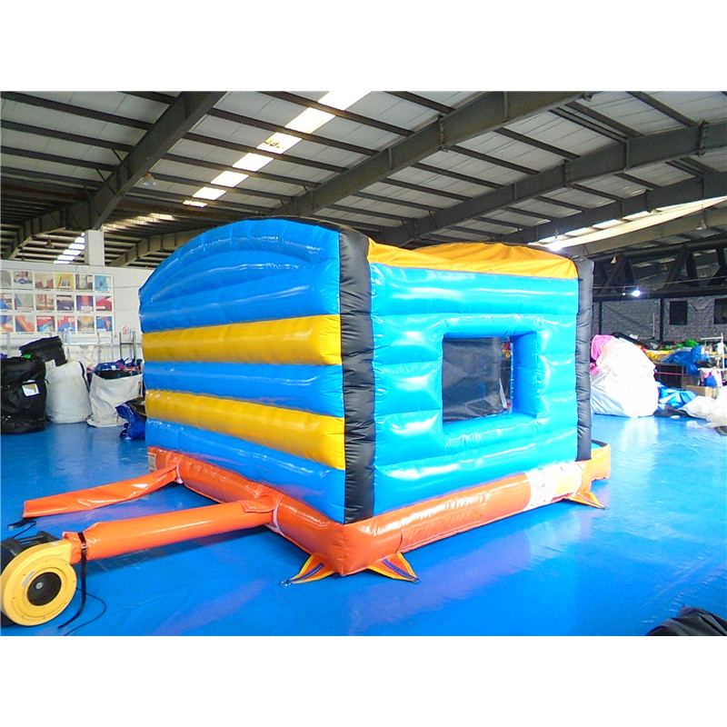 Bouncy Castle And Slide