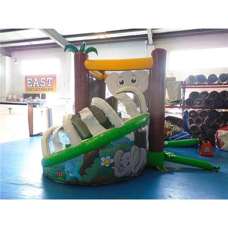 Bouncy Castle Mini Multifun Jungle