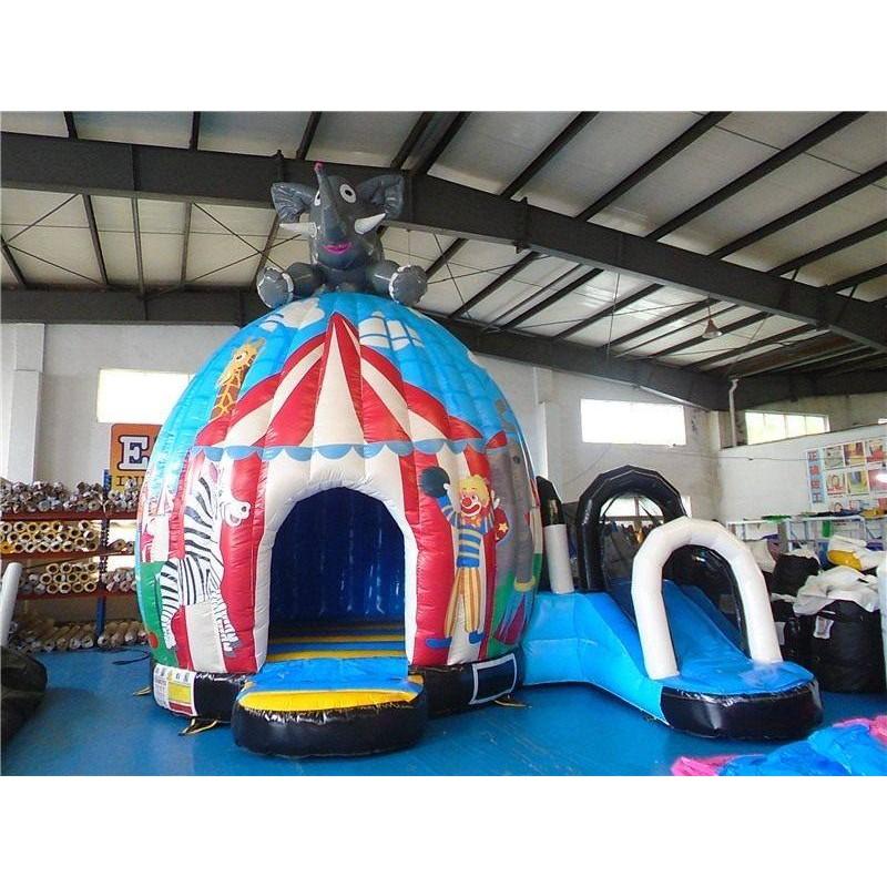 Bouncy Castle Disco Fun Circus