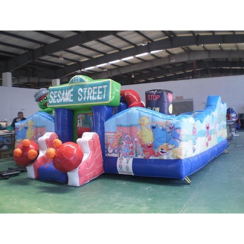 Sesame Street Bounce House