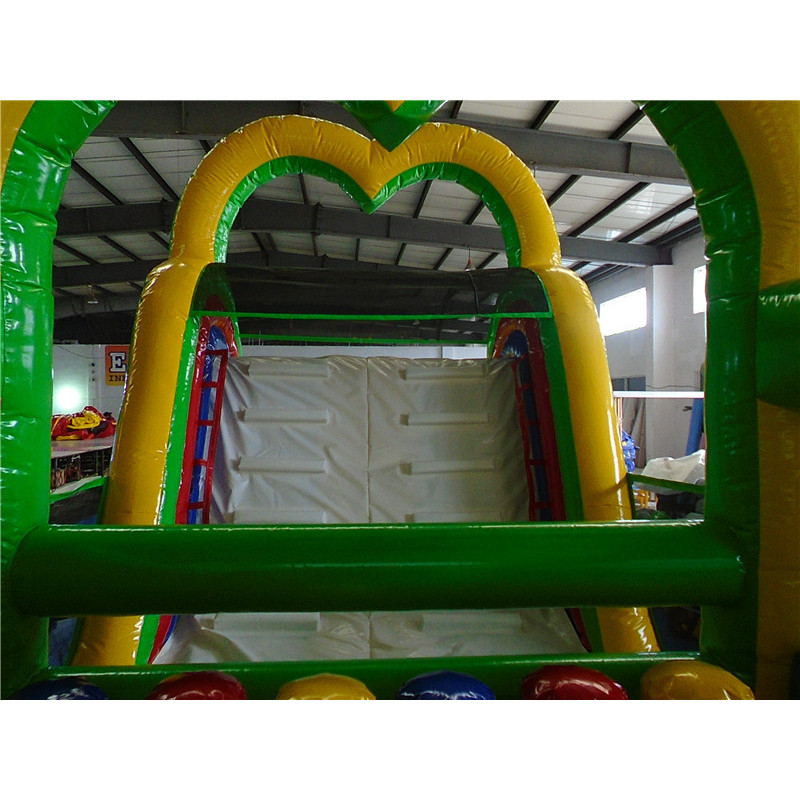 Bounce House Obstacle Course