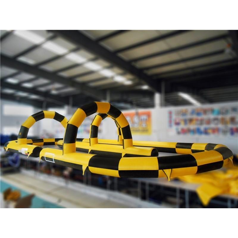 Inflatable Racing