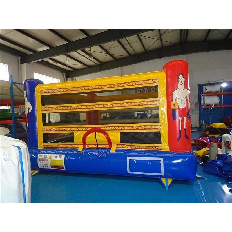 Wrestling Ring Bounce House