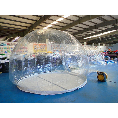 Transparent Inflatable Bubble Tent