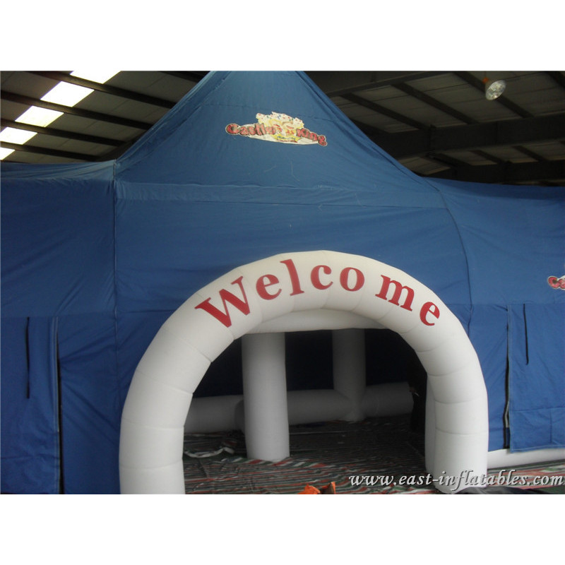 Inflatable Kiosk Tent