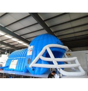 Large Inflatable Helmet Tunnel