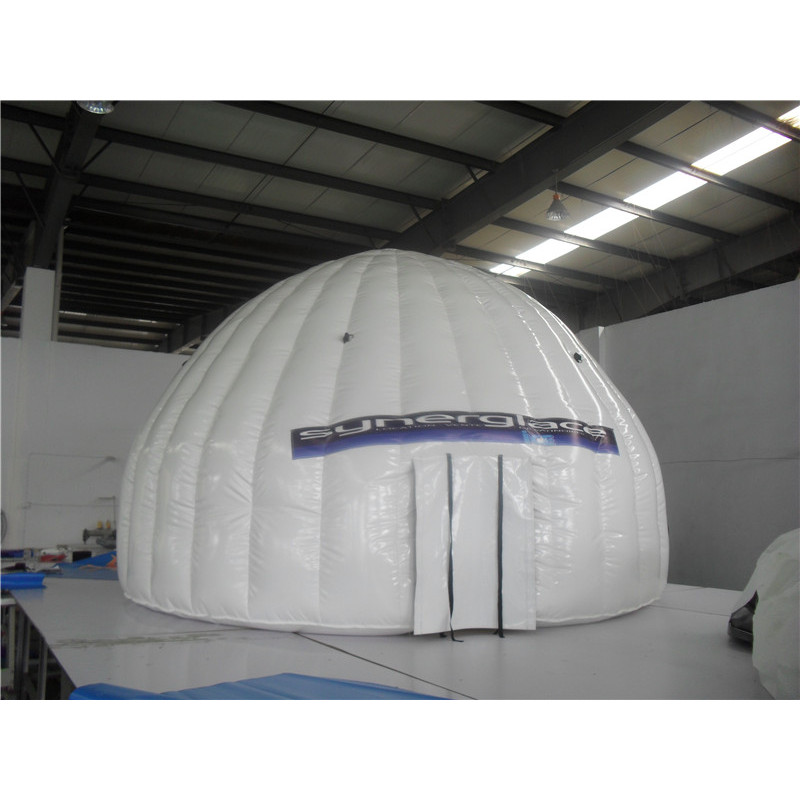 Igloo Diameter
