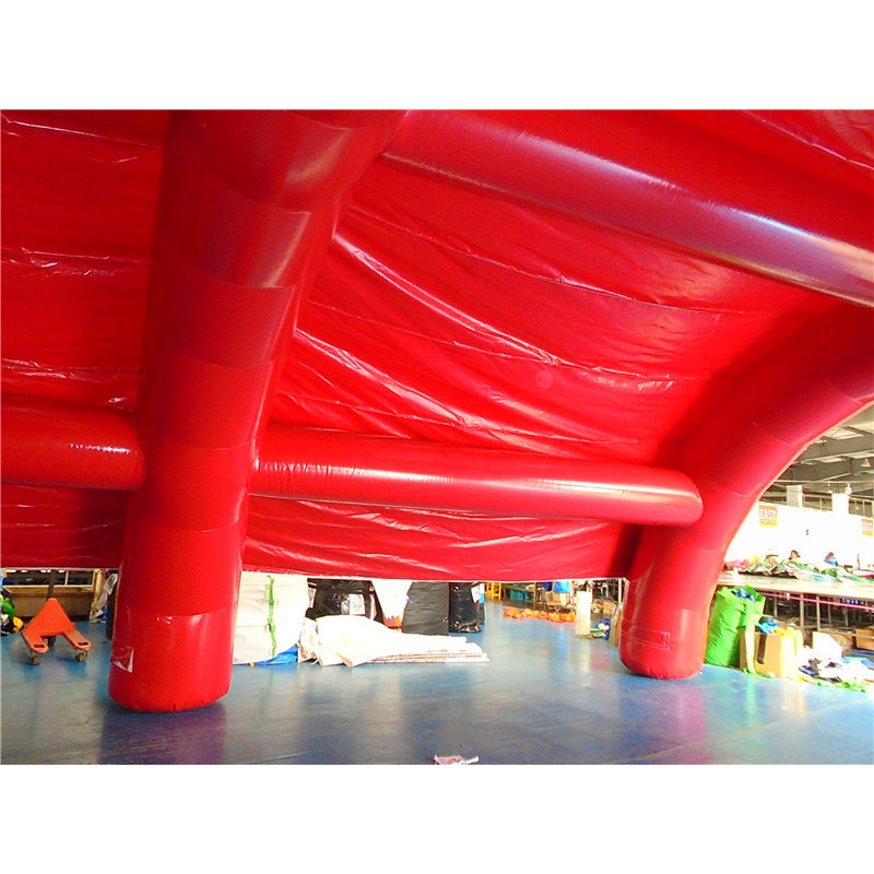 Colourful Inflatable Archways
