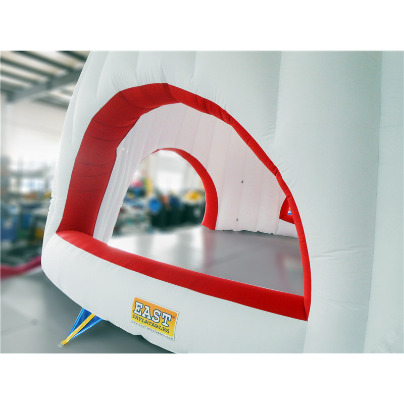 Interior Exterior Inflatable Structure